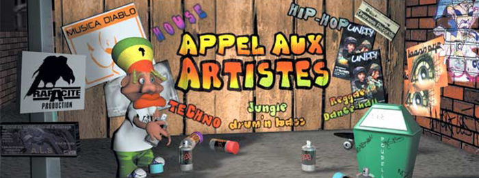 illustration images de synthese-appel aux artistes